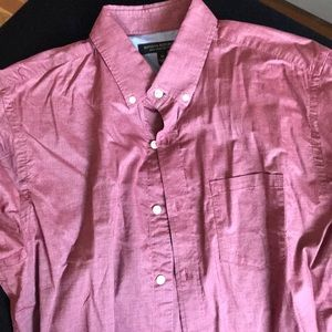Banana republic button down long sleeve size med